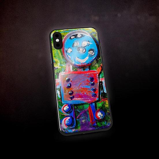 Benjaminc's Robot Phone Case