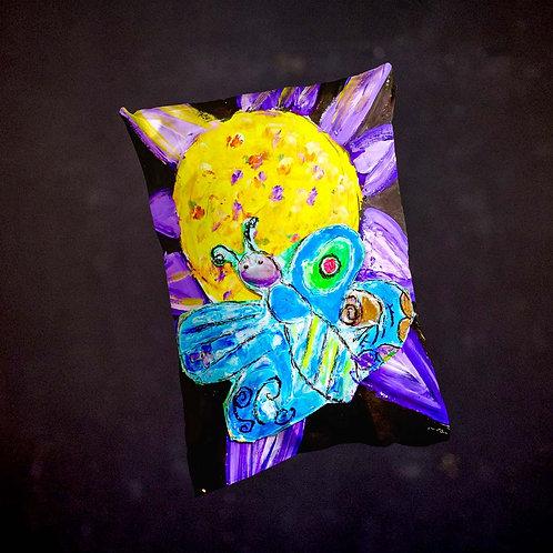 Ashleycje's Butterfly Pillow