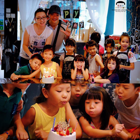 Stacey's 7th Birthday Celebration