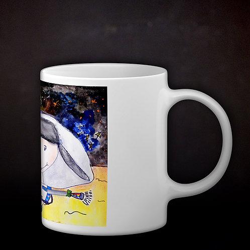Stacey's Astronaut Coffee Mug