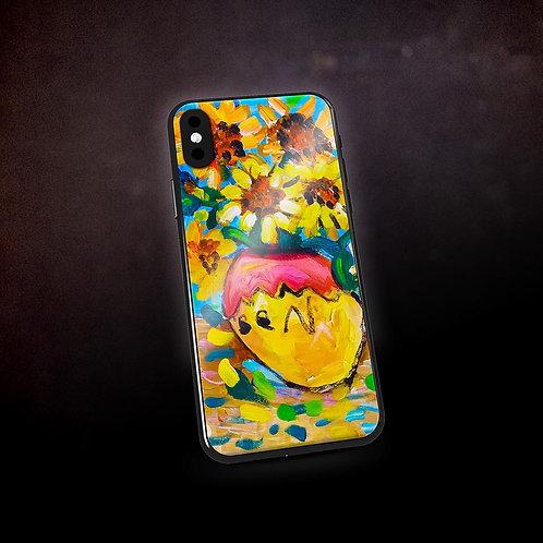 Benjaminc's Van Gogh Sunflowers Phone Case