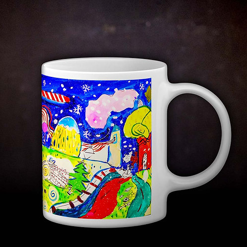 Ashleycje's Gingerbread Coffee Mug