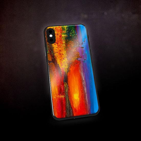 Ashleycje's Scenic Sunset Phone Case