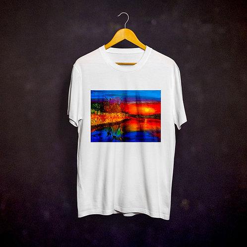 Ashleycje's Scenic Sunset T-shirt