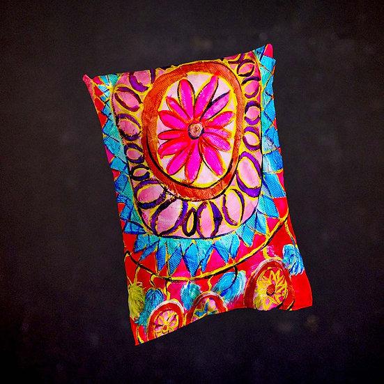 Stacey's Dreamcatcher Throw Pillow