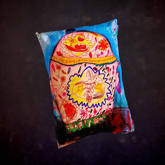 Ashleycje's Peranakan Kamcheng Pillow