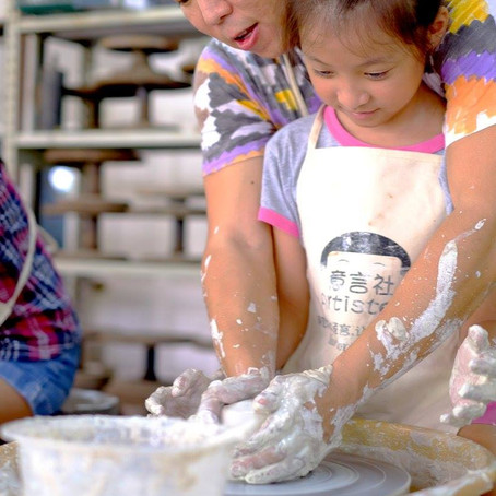Fun & Exciting June Holiday Pottery Workshop