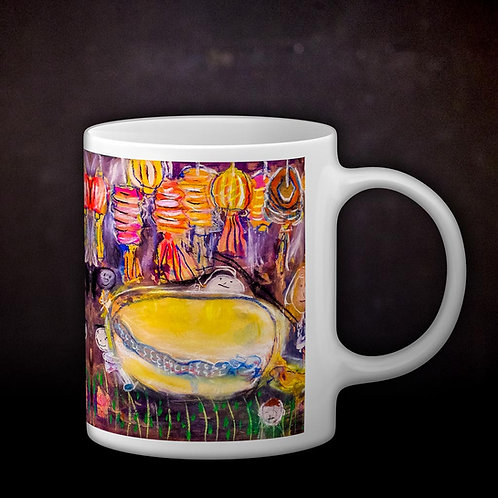 Ashleycje's Mid Autumn Festival Coffee Mug