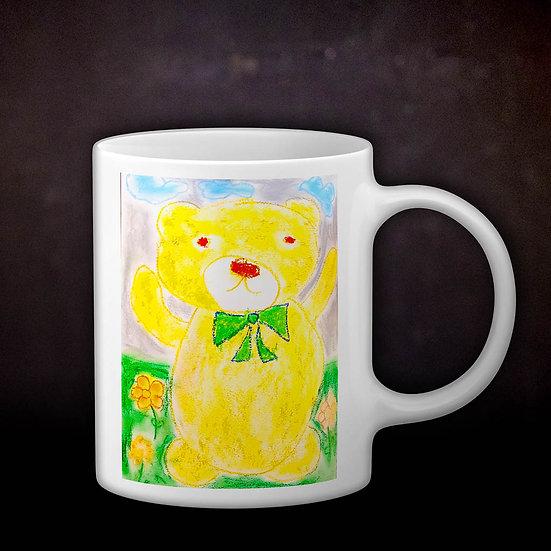 Benjaminc's Teddy Coffee Mug