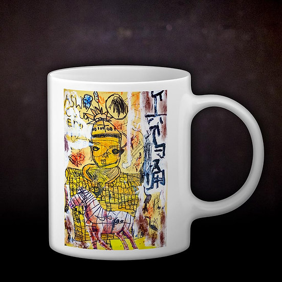 Ashleycje's Terracotta Coffee Mug