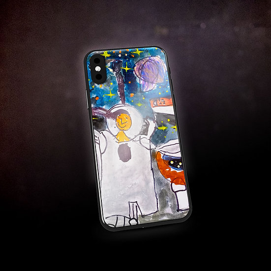 Ashleycje's Astronaut Phone Case