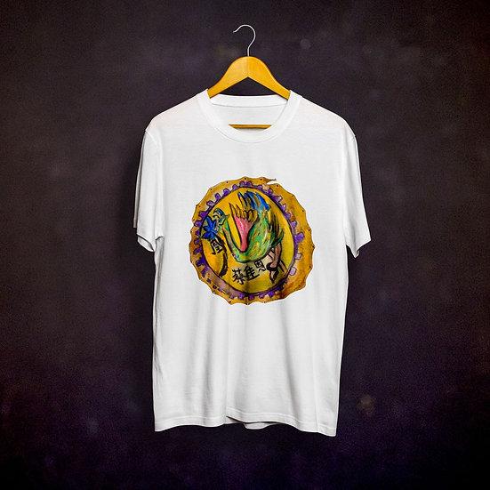 Ashleycje's Drumskin T-shirt
