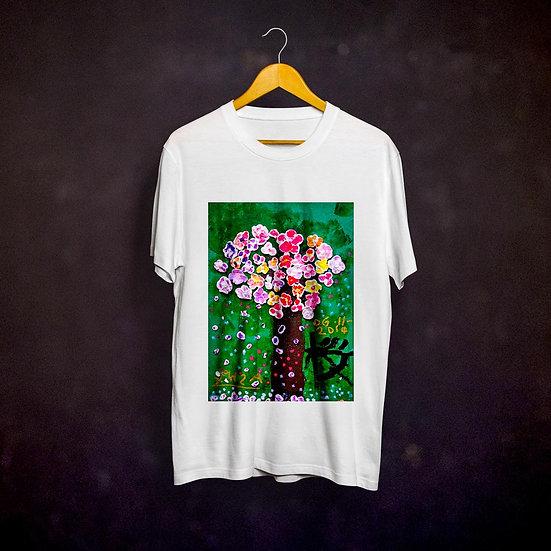 Ashleycje's Sakura T-shirt