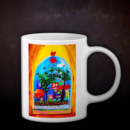 Stacey's Terrarium Coffee Mug