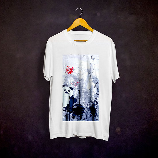 Benjaminc's Panda T-shirt