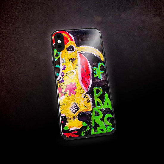 Ashleycje's Rooster of Barcelos Phone Case