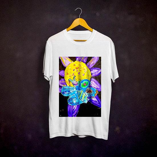 Ashleycje's Butterfly T-shirt
