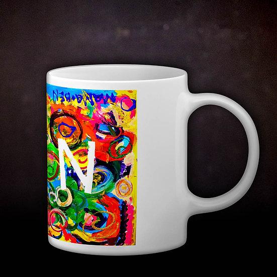 Benjaminc's Name Coffee Mug