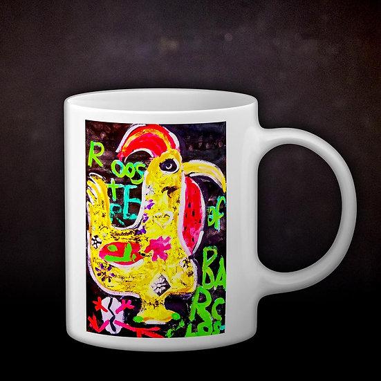 Ashleycje's Rooster of Barcelos Coffee Mug