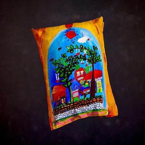Stacey's Terrarium Pillow