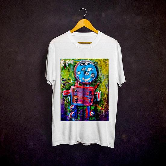 Benjaminc's Robot T-shirt