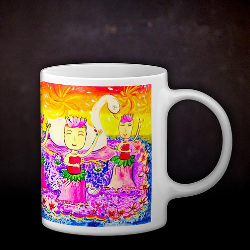 Stacey's Chingay Coffee Mug