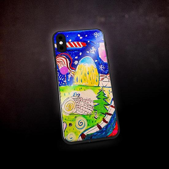 Ashleycje's Gingerbread Man Phone Case