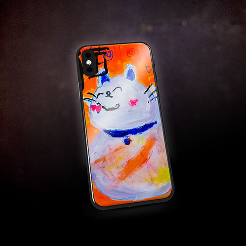 Ashleycje's Maneki Neko Phone Case
