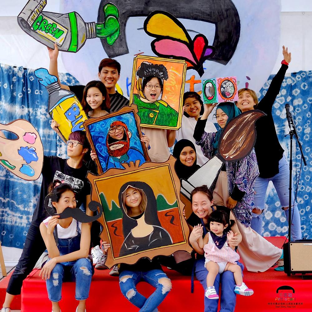 Artists Village Carnival Artistori