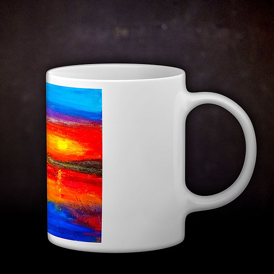 Ashleycje's Scenic Sunset Coffee Mug