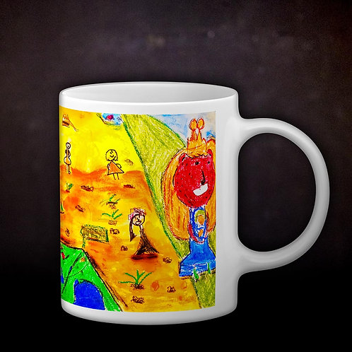 Ashleycje's Teddy Coffee Mug