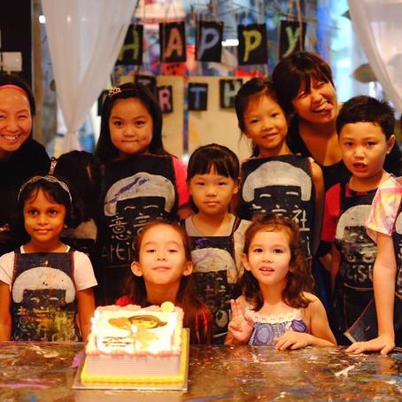 Dora's 7th Birthday Celebration