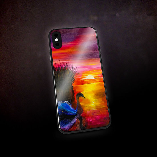 Stacey's Scenic Sunset Phone Case