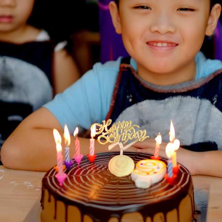 Kyden's Surprise Birthday Celebration