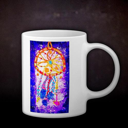 Ashleycje's Dreamcatcher Coffee Mug