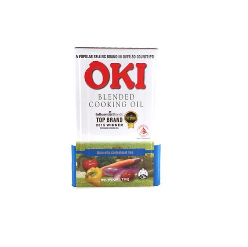 Oki Healthier Oil 15KG (健康蔬菜油)