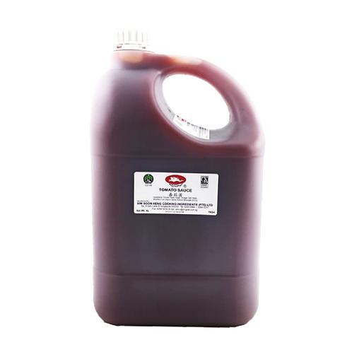 Tomato Sauce (Ketchup) (茄汁)