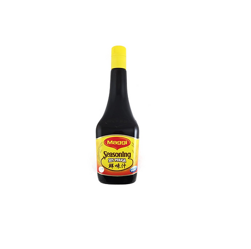 Maggi Seasoning 800ML (鲜味汁)