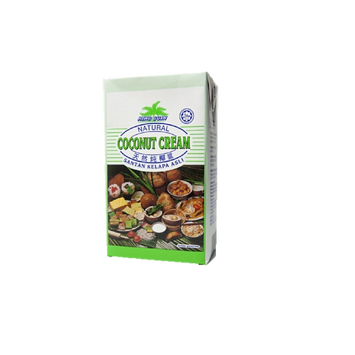 Heng Guan Natural Coconut 1LT (椰浆)
