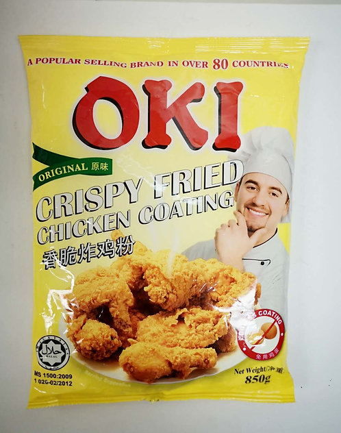 OKI CRISPY FRIED CHICKEN COATING 850G