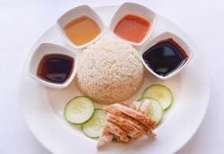 Chicken Rice Sauce