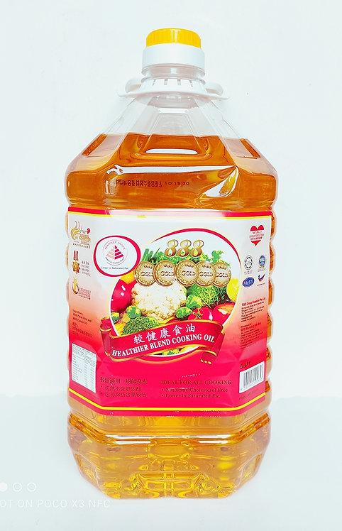 VEGETABLE HEALTHIER OIL  5KG (健康植物油)