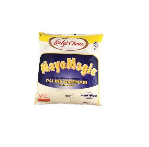 Mayonnaise Lady Choice (Packet)  3KG (沙律酱 - 包)