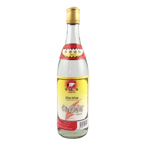 White Rice Wine 630ML  (白米酒)