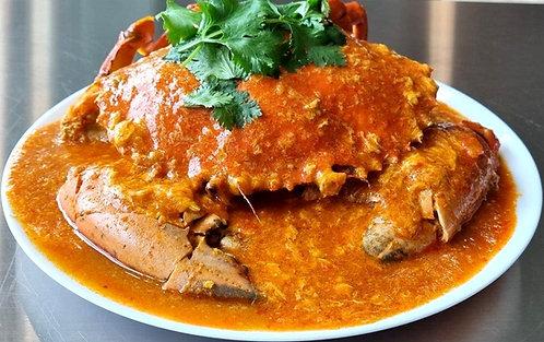 SSH Premium Chilli Crab Sauce 270g (顶级辣椒螃蟹酱)