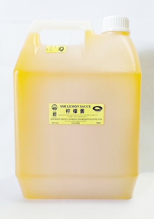 Lemon Sauce 5LT (柠檬酱)