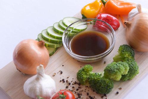 Grill Brown Marinade Sauce 1KG (香甜胡椒腌料)