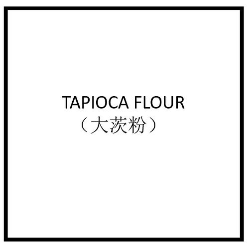 TAPIOCA FLOUR 50OG ( X10)
