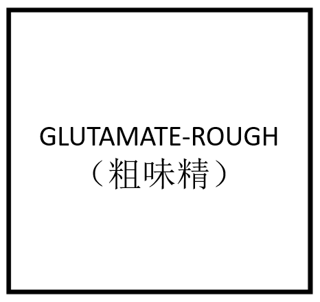 GLUTAMATE ROUGH 454G