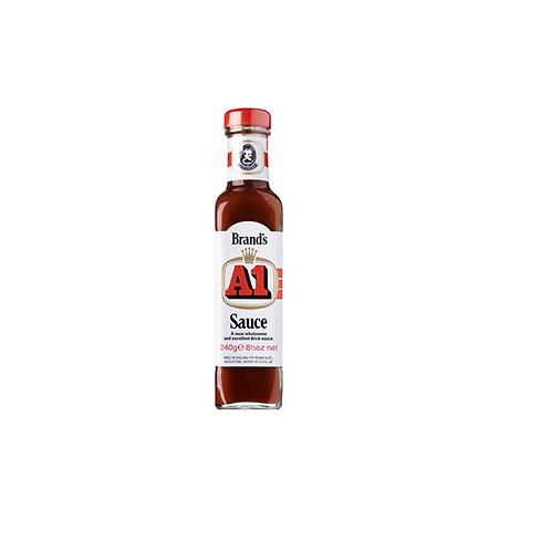 A1 Sauce 240G (A1 酱汁)